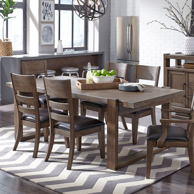Hops Rectangular Dining Table Samuel Lawrence Furniture | Furniture Cart