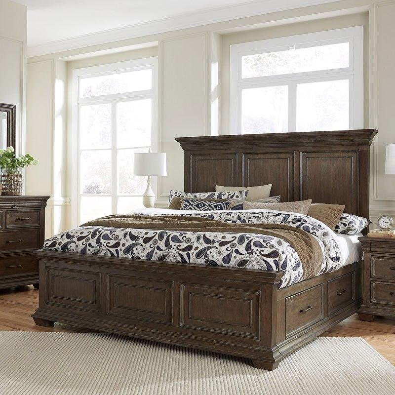 Camden Storage Bed