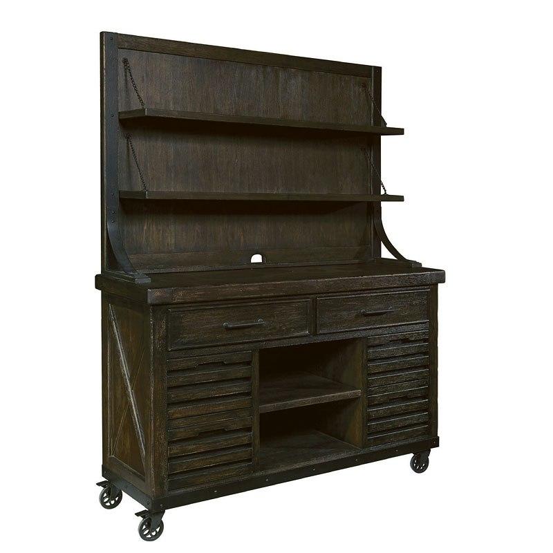 Furniture City Brewing Stout Cabinet w/ Hutch
