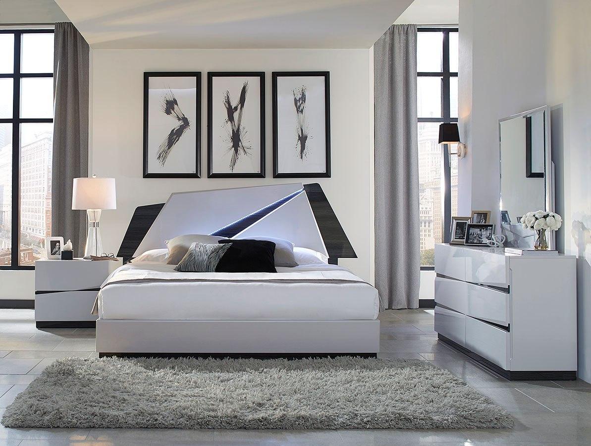 Scarlett Platform Bedroom Set Global Furniture Furniture Cart