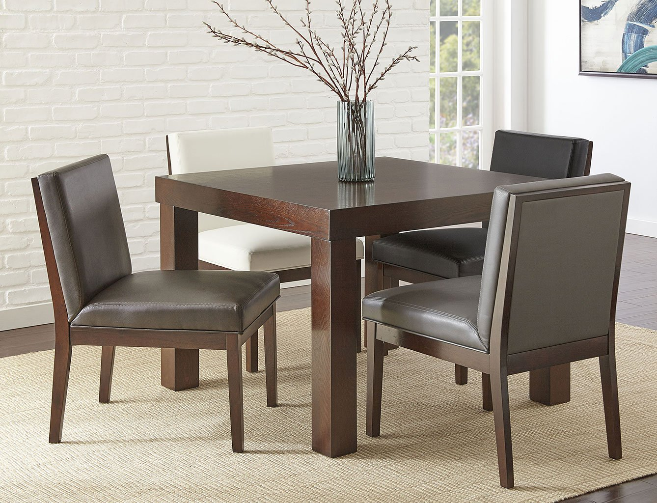 Stella Dining Room Set W/ Emma Chairs