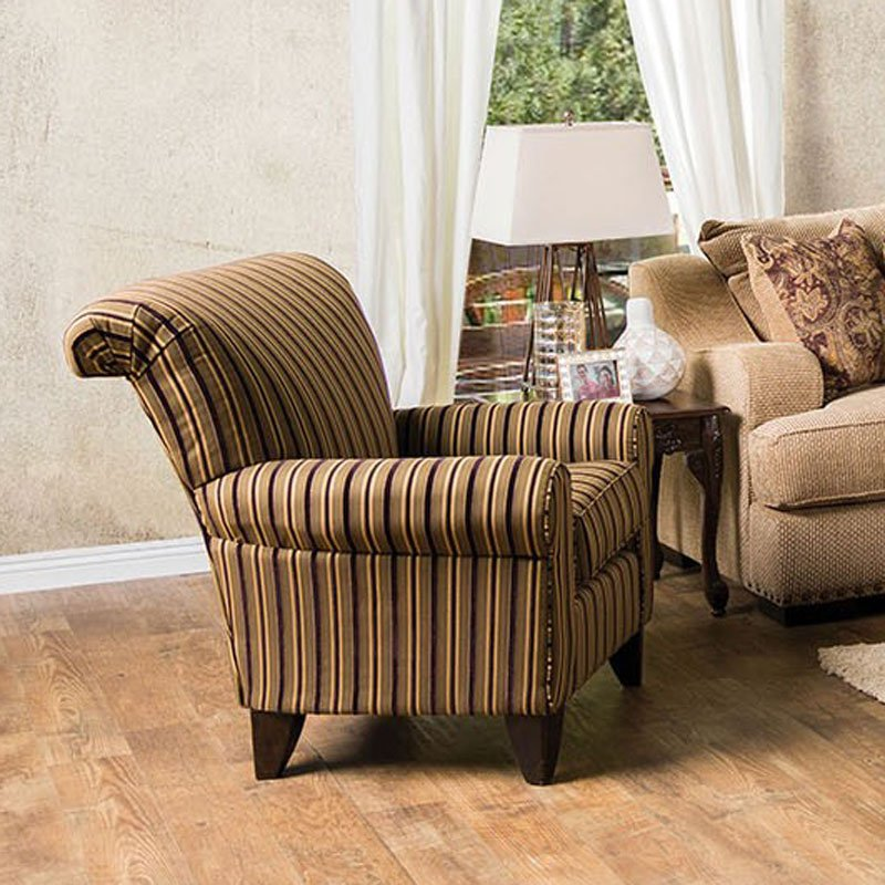 Furniture Of America Living Room Collections: Arklow Living Room Set (Tan) Furniture Of America