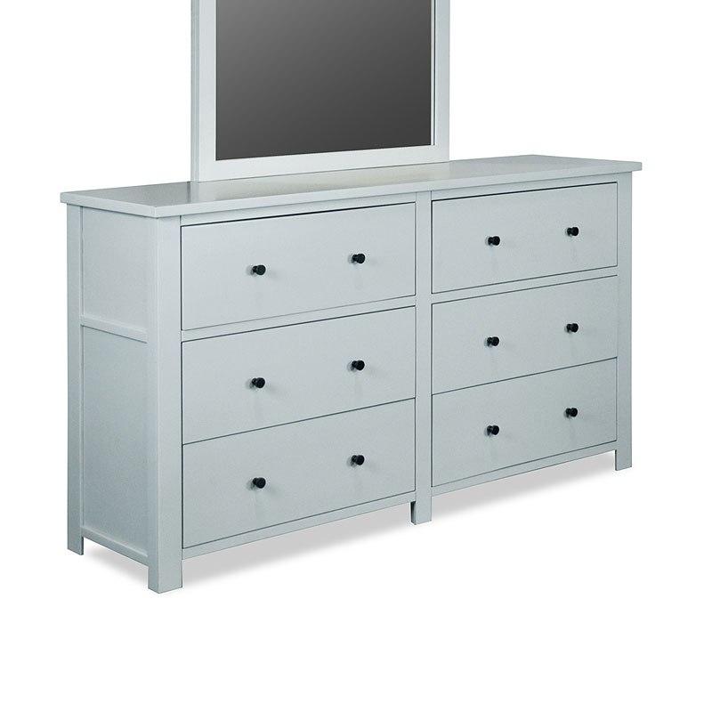 Ashley Furniture Salinas Ca: Salinas Drawer Dresser (Rain) Legends Furniture