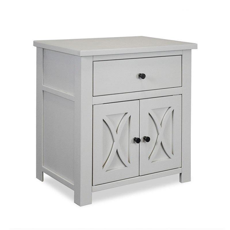 Ashley Furniture Salinas Ca: Salinas Panel Bed (Goose Down Grey) Legends Furniture