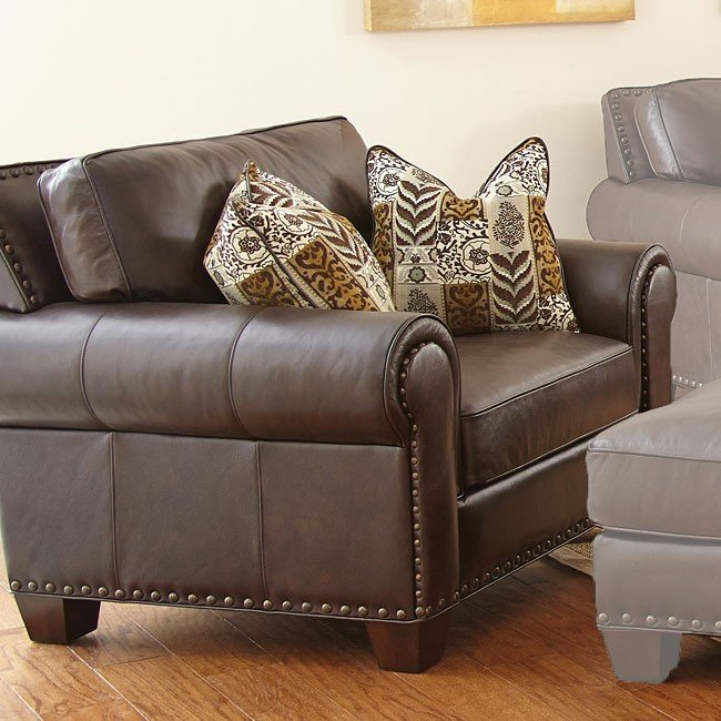 Escher Leather Chair