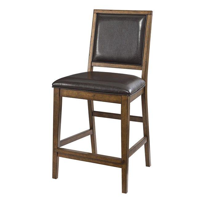 Santa Clara Upholstered 24 Inch Stool Set Of 2 Intercon Furniture