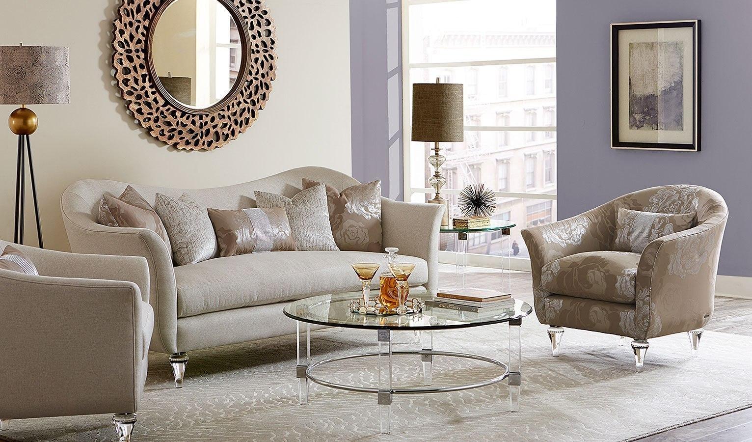 Studio rodeo living room set aico furniture furniture cart for Aico furniture living room set