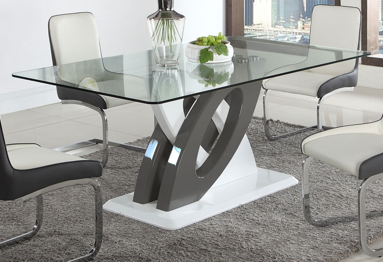 Stella Rectangular Dining Table Chintaly Imports