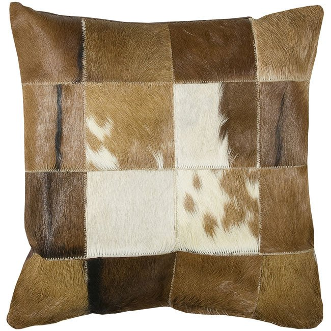 T-3979 Pillow In Brown (Set Of 2) Rizzy Rugs