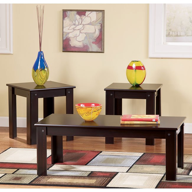 Emporia 3-in-1 Occasional Table Set