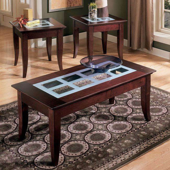 Gemini 3-in-1 Occasional Table Set