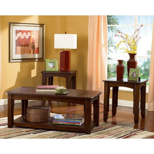 Solana 3-in-1 Occasional Table Set