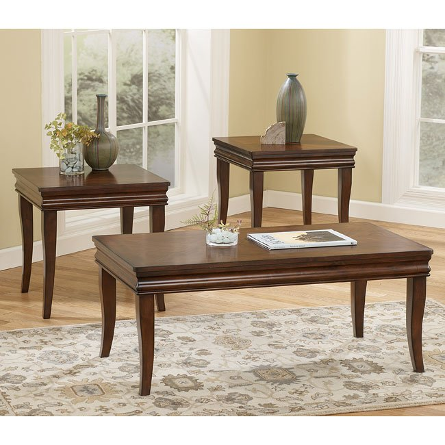Clarissa 3-in-1 Occasional Table Set