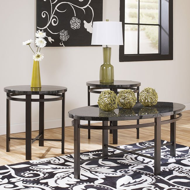 Gavin 3-in-1 Occasional Table Set