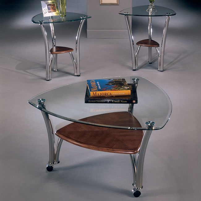 Rendezvous 3-in-1 Occasional Table Set