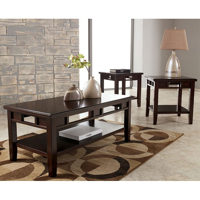Logan 3-in-1 Occasional Table Set