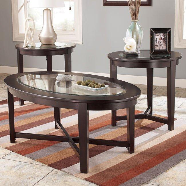 Glen 3-in-1 Occasional Table Set
