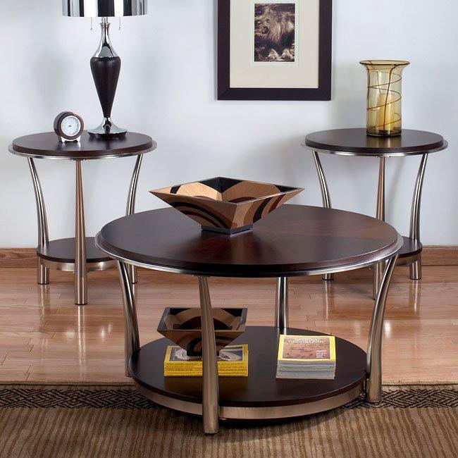 Eldridge 3-in-1 Occasional Table Set