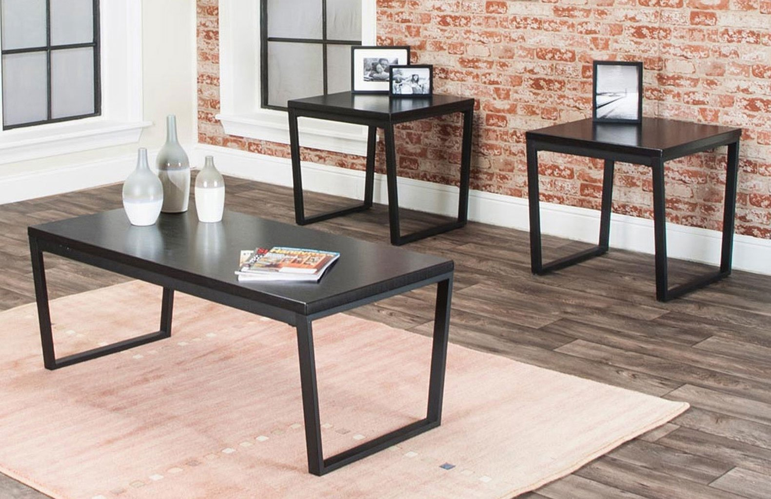 Cesna 3-Piece Occasional Table Set