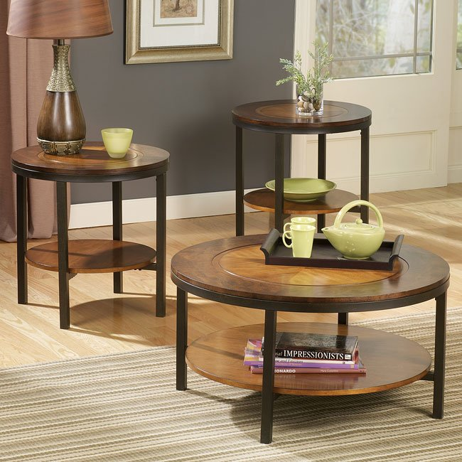 Triad 3-in-1 Occasional Table Set
