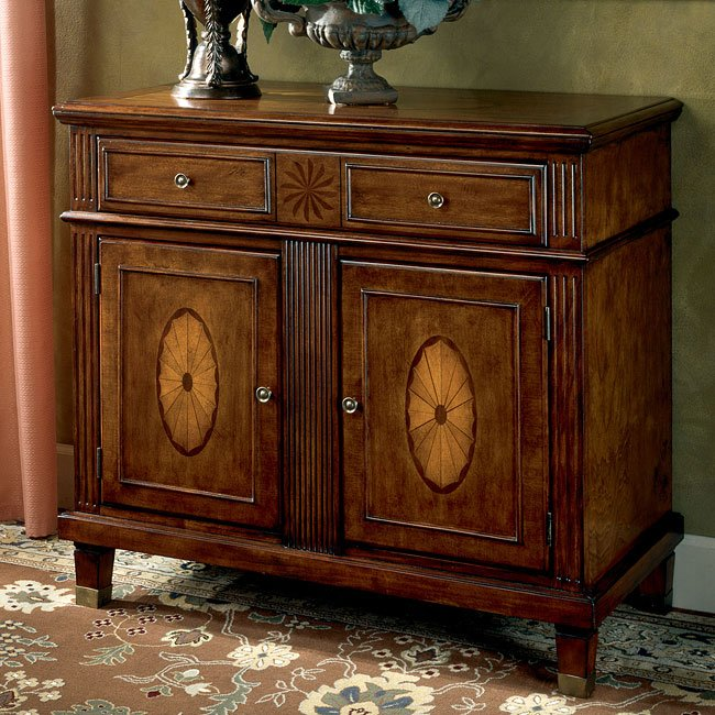 Glen Eagle Accent Cabinet