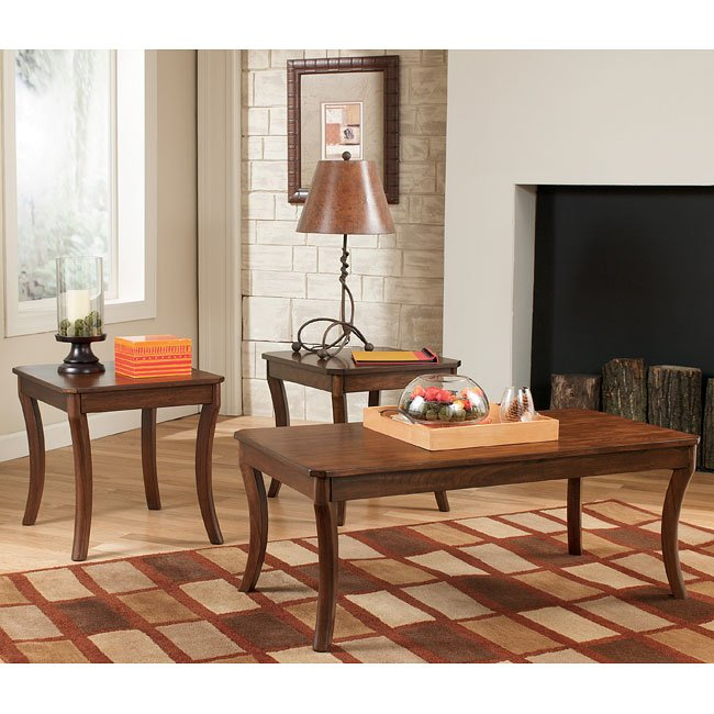 Dewey 3-in-1 Occasional Table Set
