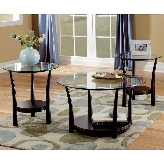 Emil 3-in-1 Occasional Table Set