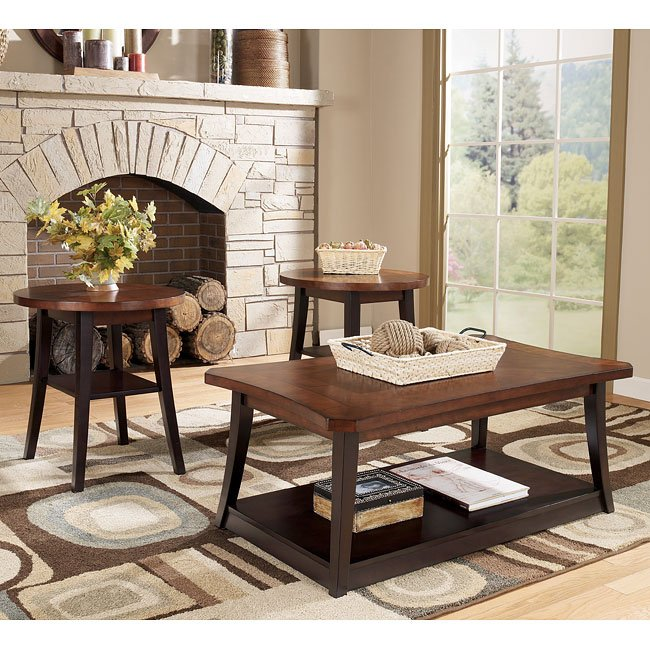 Marta 3-in-1 Occasional Table Set