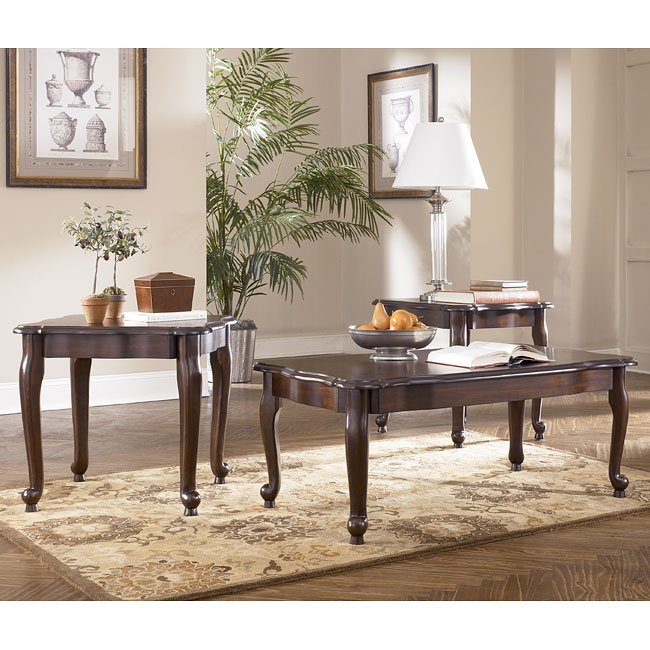 Galina 3-in-1 Occasional Table Set
