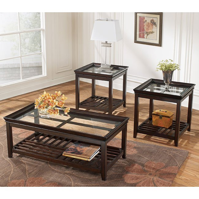 Pryce 3-in-1 Occasional Table Set