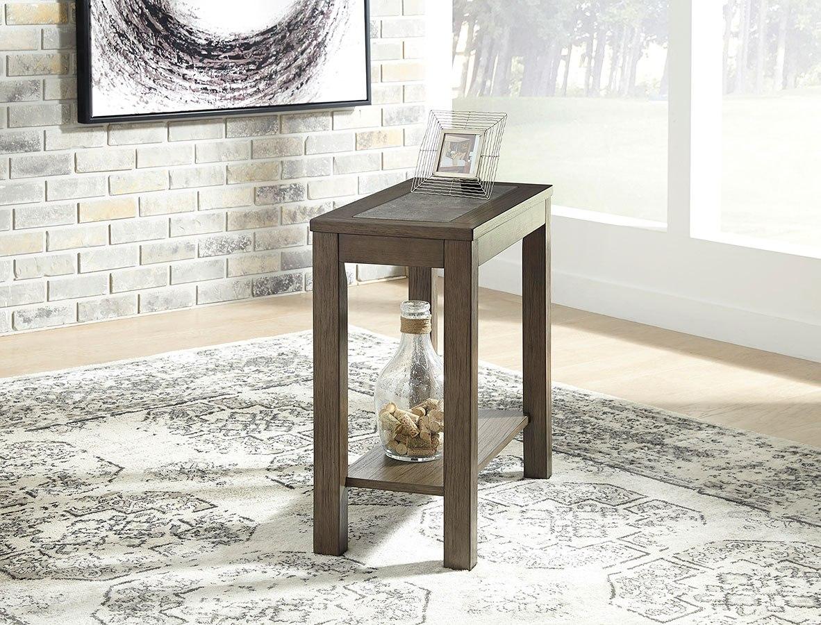Deylin Occasional Table Set Signature Design Furniture Cart