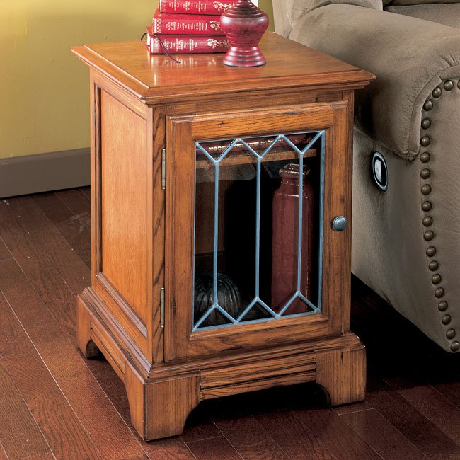 Drake Estates Narrow End Table