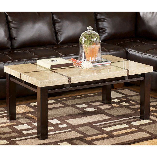 Lowell Rectangular Cocktail Table