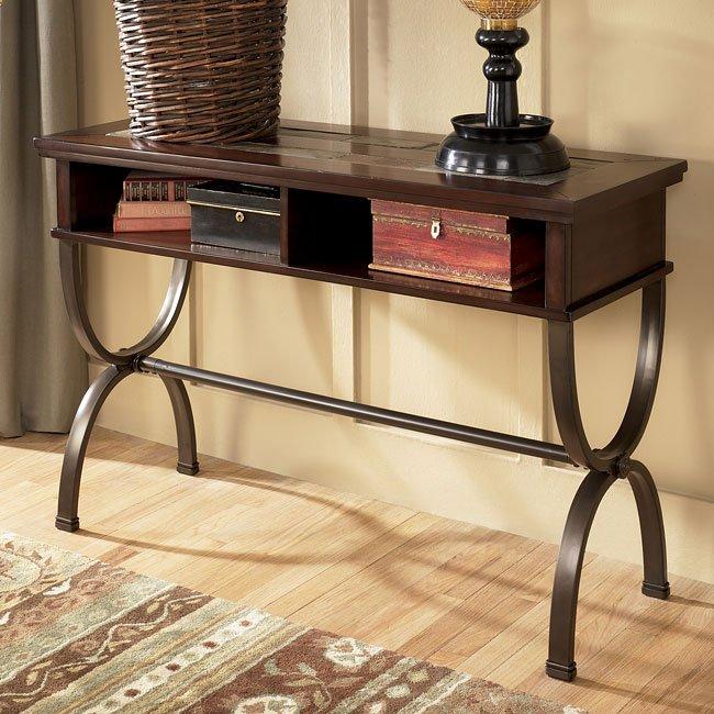 Zander Sofa/ Console Table