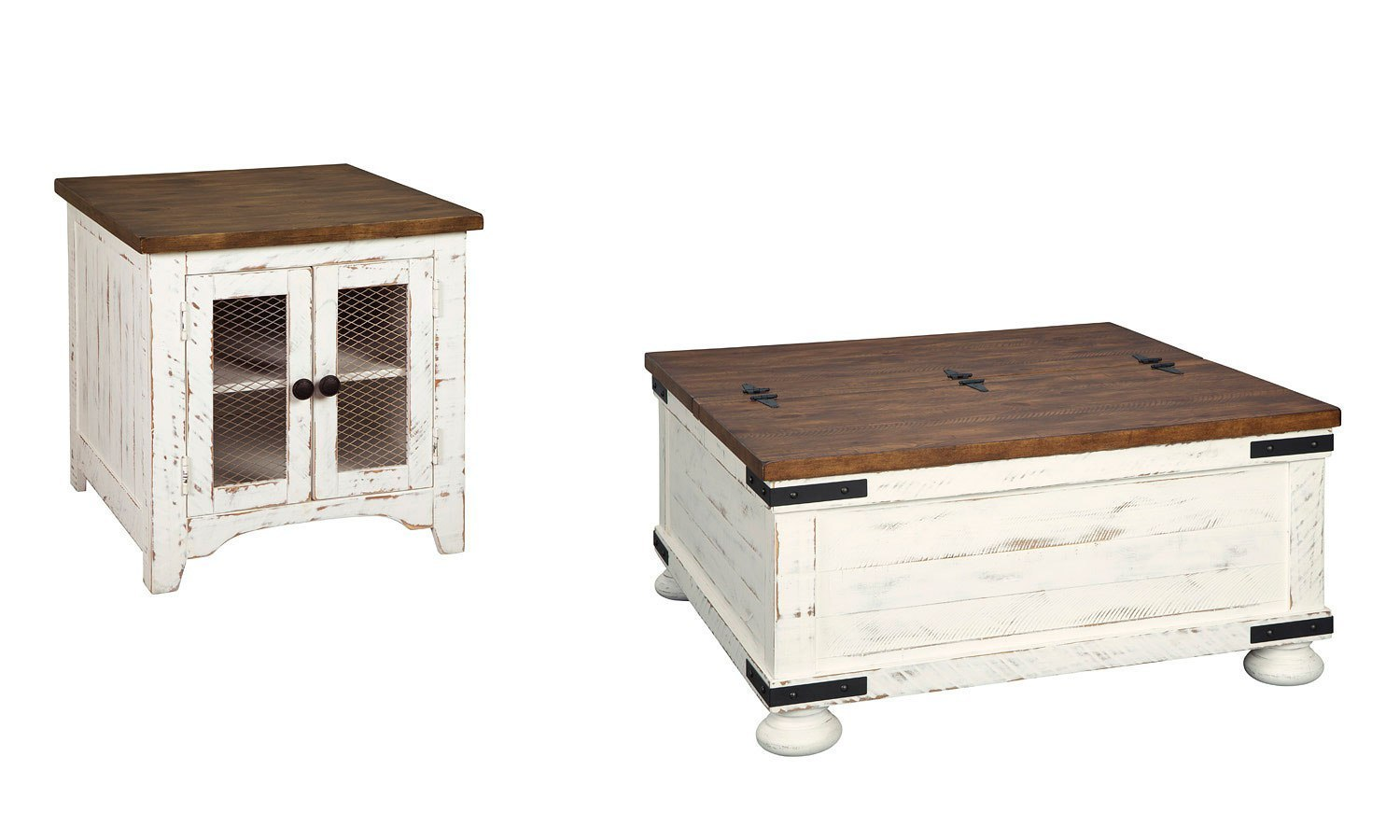 Wystfield Occasional Table Set Signature Design