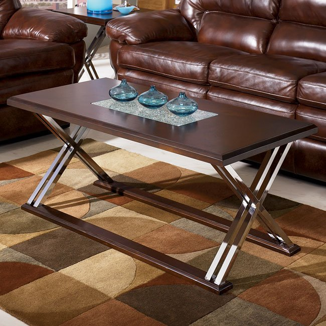 Brandice Rectangular Cocktail Table