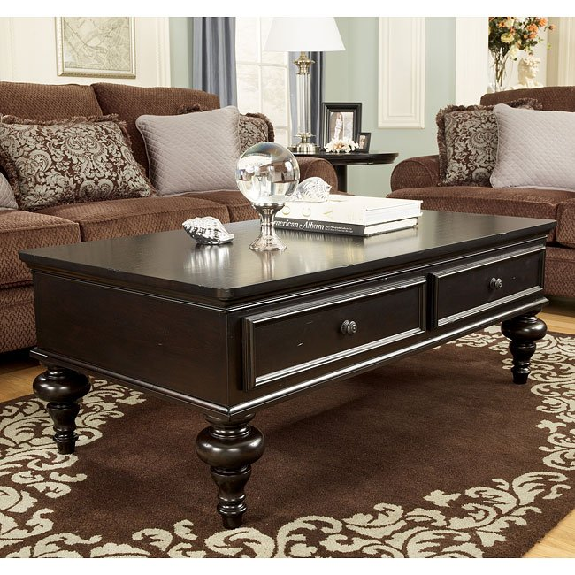 Marcella Rectangular Cocktail Table