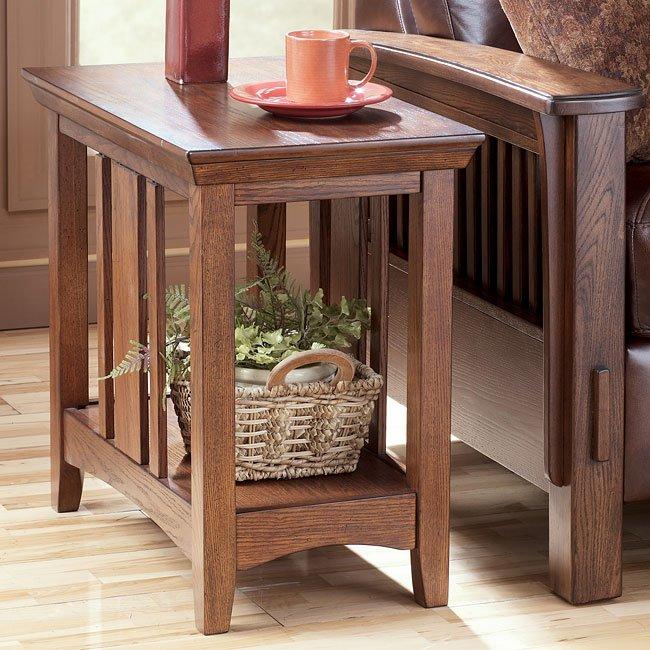 Prairie View Chairside End Table