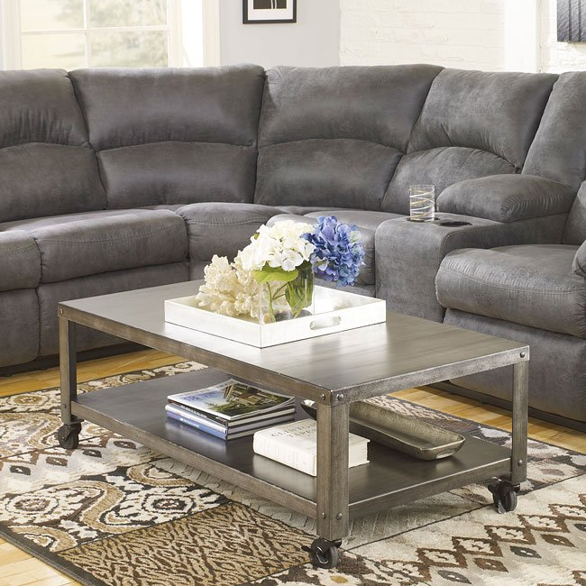 Trinell Furniture Collection Coffee Table