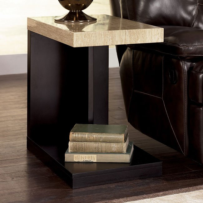 Landyn Chairside End Table