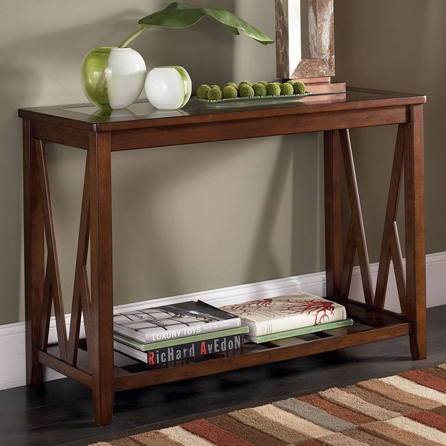Boarder Sofa Table/ Console