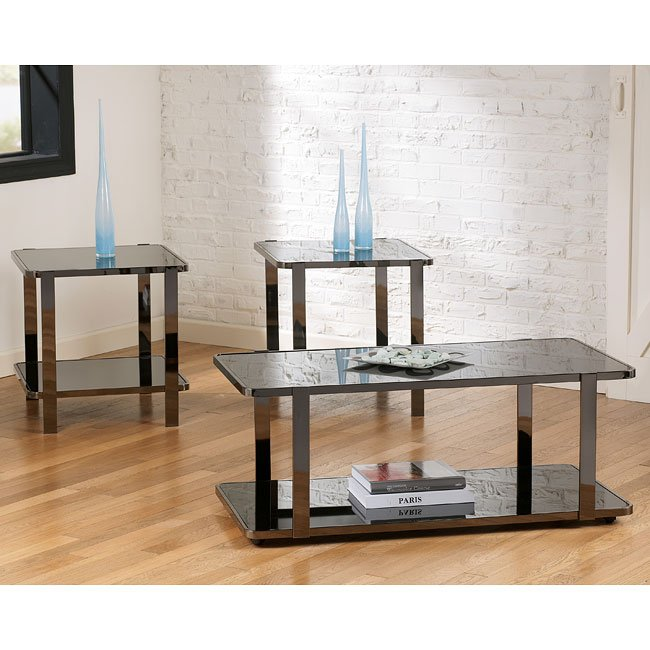 Henney 3-in-1 Occasional Table Set
