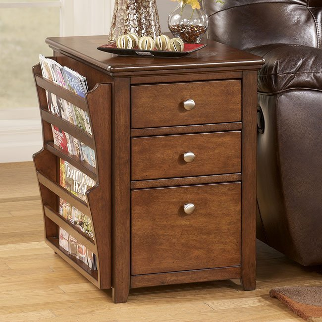 Caleb Chairside End Table