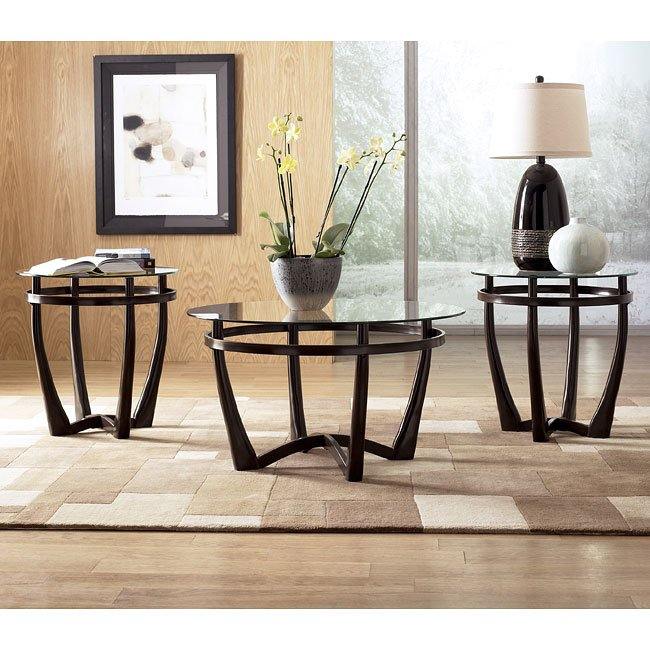 Charla 3-in-1 Occasional Table Set