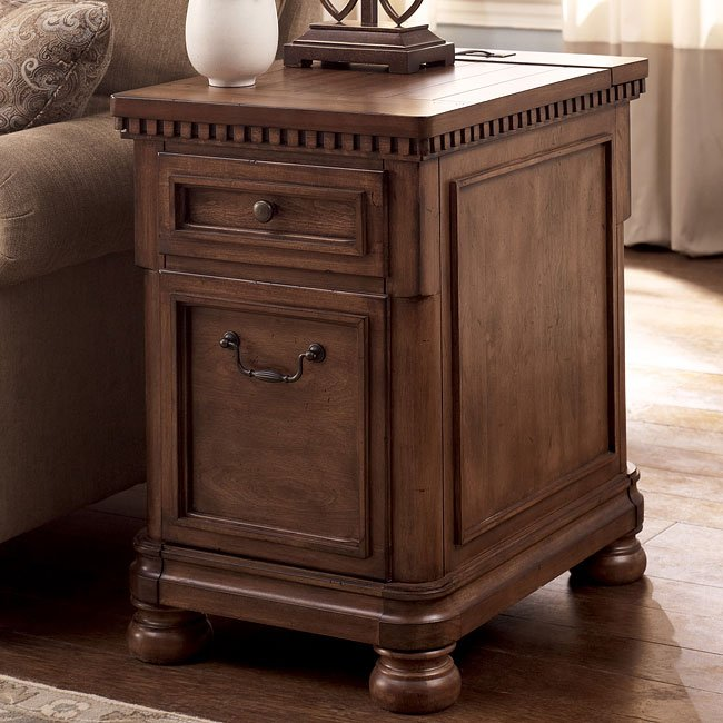 Summerlands Chairside End Table