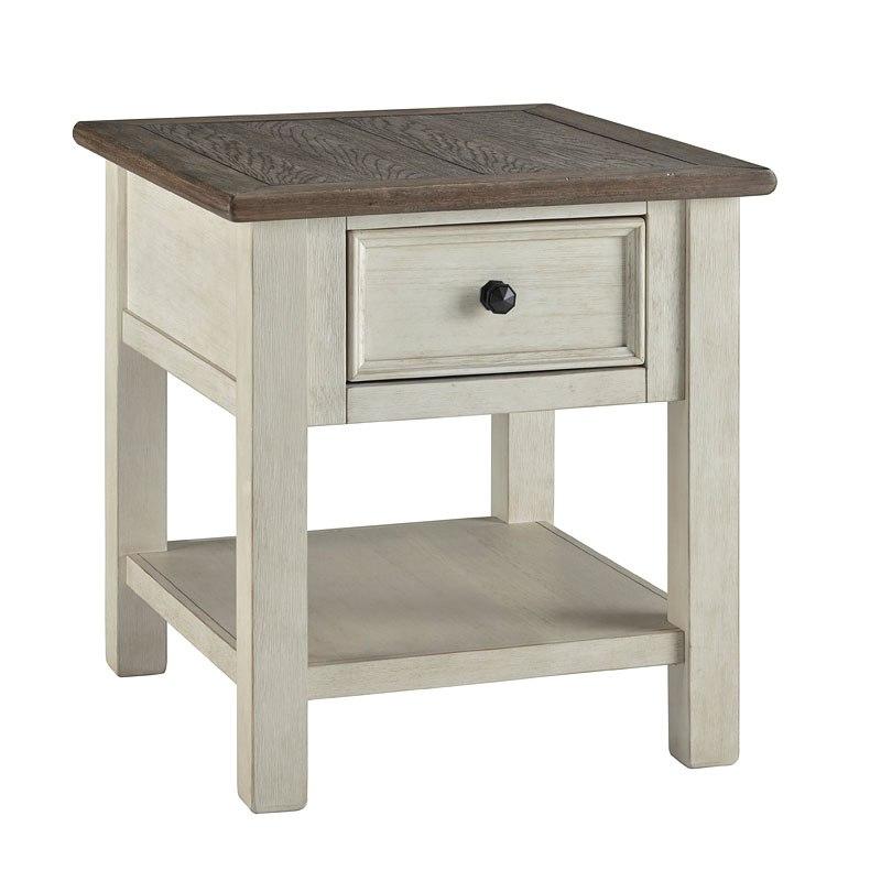 Bolanburg Rectangular End Table