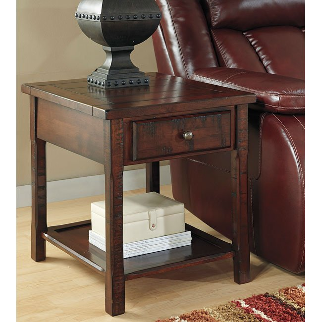 Hindell Park Rectangular End Table
