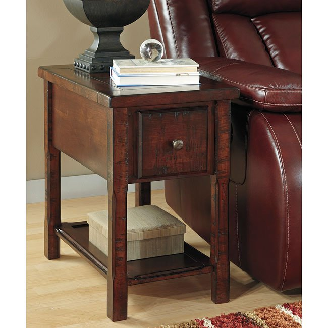 Hindell Park Chairside End Table