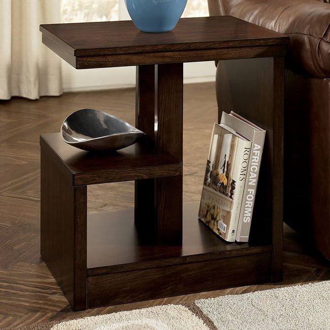 Callum Chairside End Table