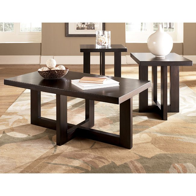 Jasin 3-in-1 Occasional Table Set